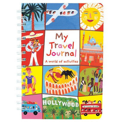 My Travel Journal - KitaabWorld
