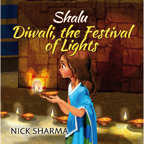 Shalu, Diwali, The Festival of Lights - KitaabWorld