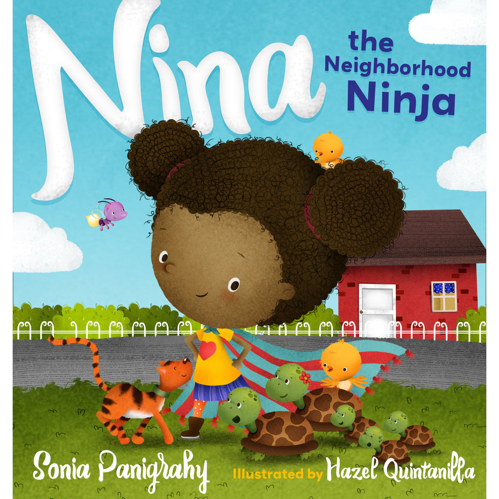 Nina, The Neighborhood Ninja - KitaabWorld