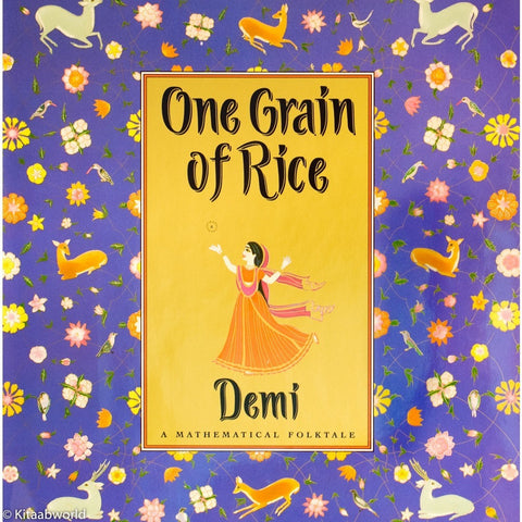 One Grain of Rice: A Mathematical Folktale - KitaabWorld