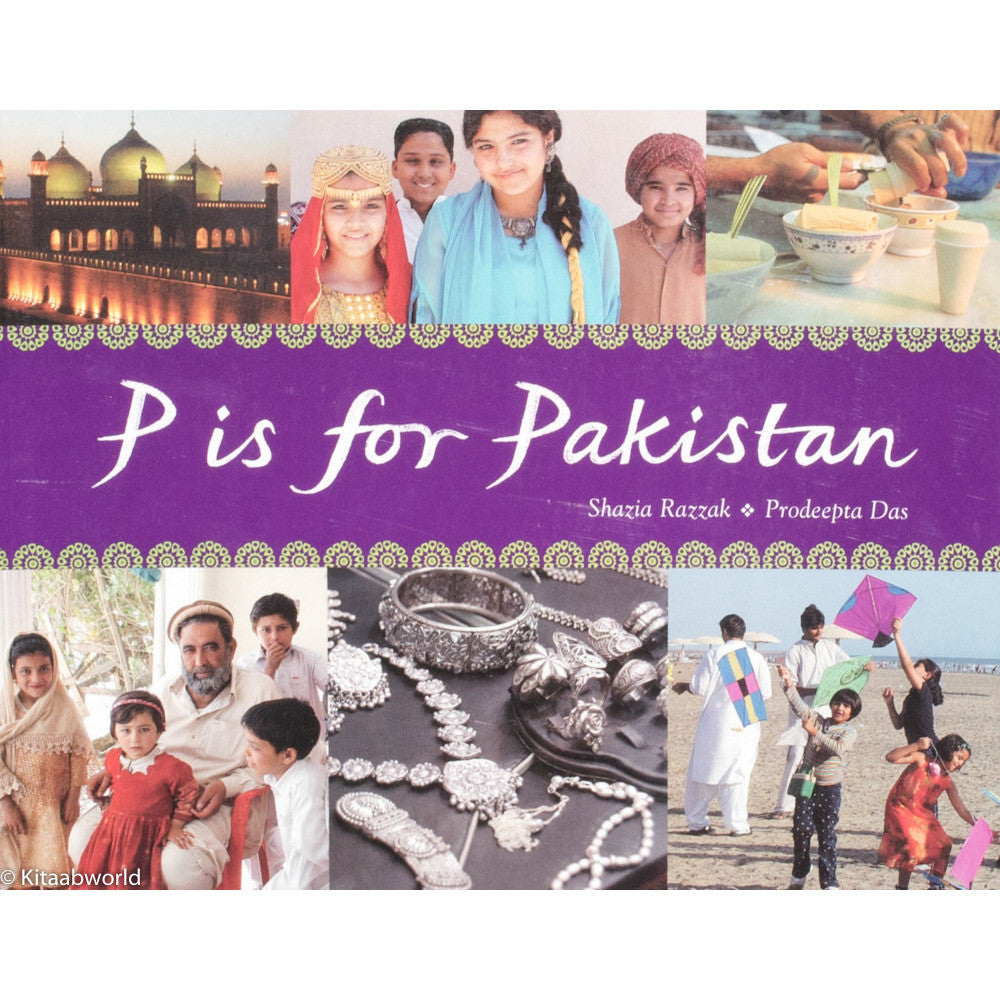 P is for Pakistan - KitaabWorld