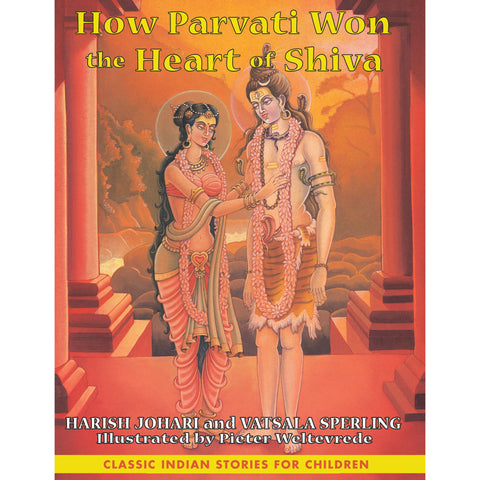 How Parvati Won the Heart of Shiva - KitaabWorld
