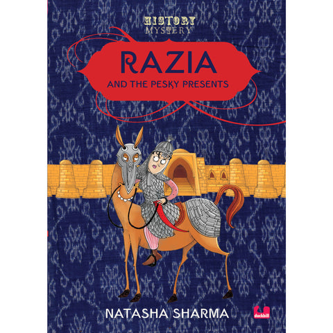 Razia and the Pesky Presents - KitaabWorld - 1