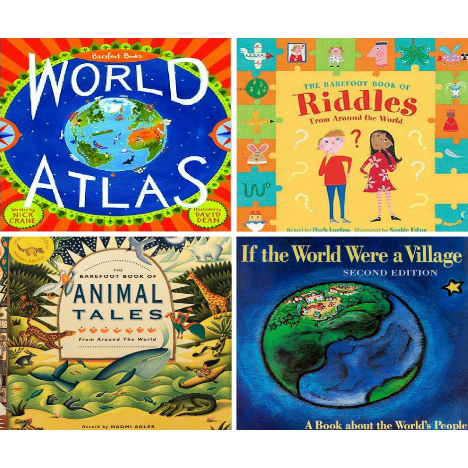 Read Your World (Book Bundle for 8+) - KitaabWorld