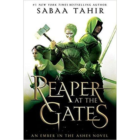 A Reaper At The Gates - KitaabWorld
