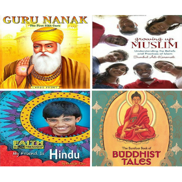 Religions of South Asia (Middle Grade Book Bundle)