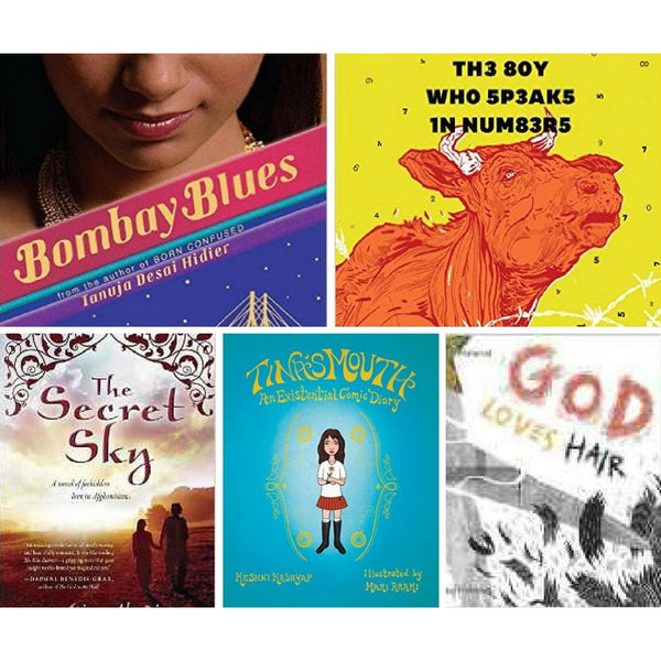 KitaabWorld's SABA Picks Book Bundles ( For ages 15+) - KitaabWorld - 1