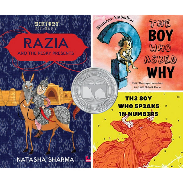 South Asia Book Award (SABA) Winners, Honor Books and Highly Commended Books