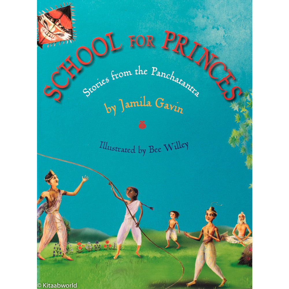 School for Princes: Stories from the Panchatantra - KitaabWorld