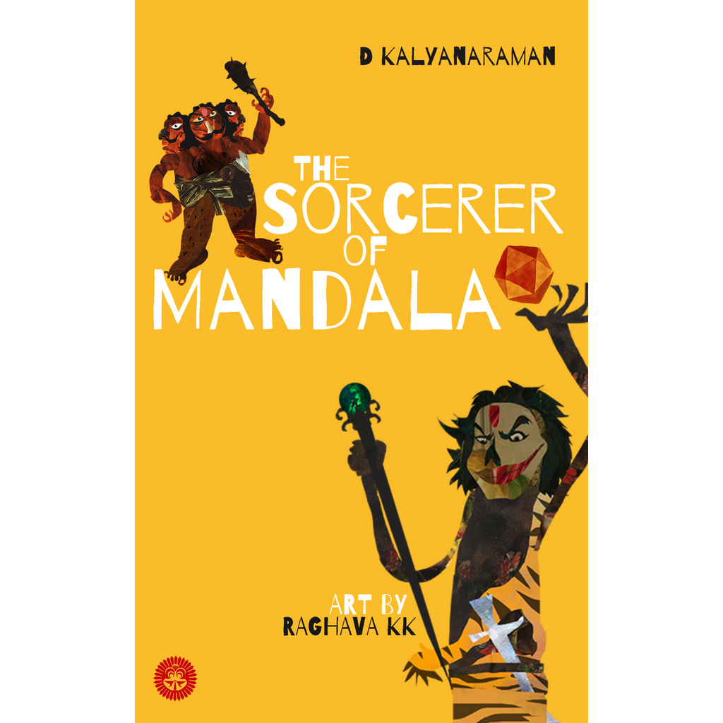 The Sorcerer of Mandala - KitaabWorld