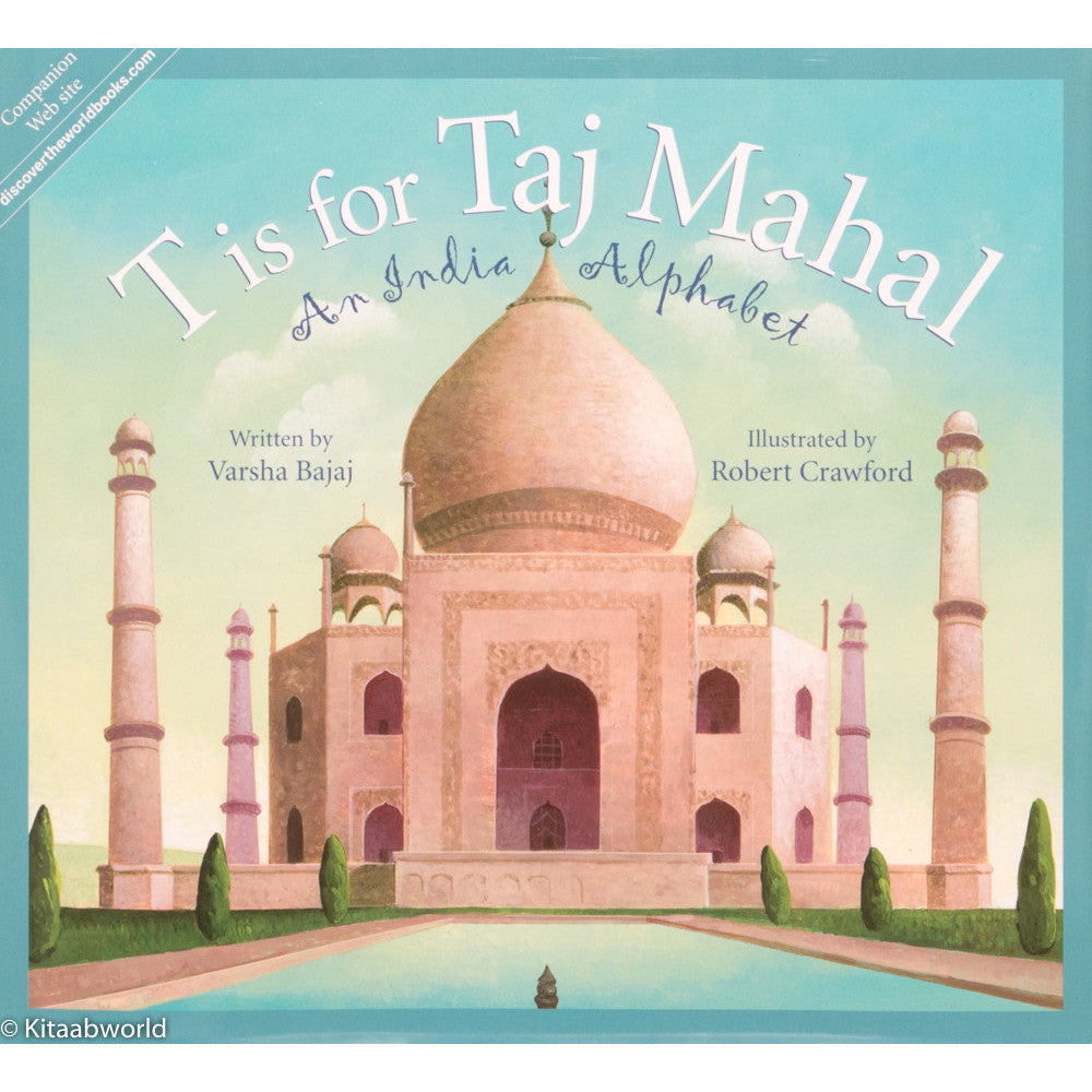 T is for Taj Mahal - KitaabWorld