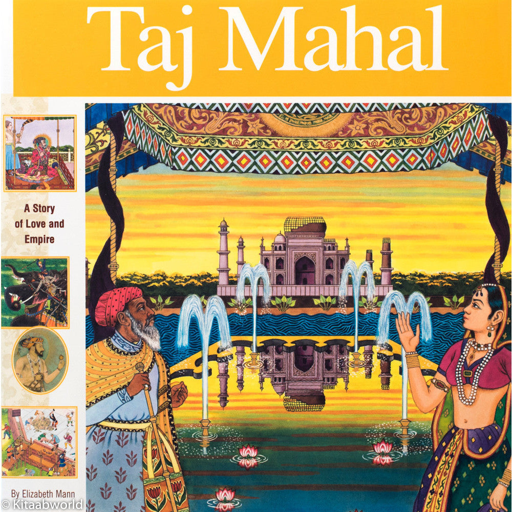 Taj Mahal: A Story of Love and Empire - KitaabWorld - 1