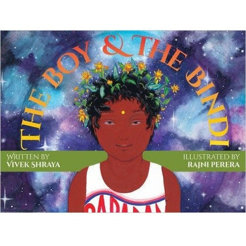 The Boy & The Bindi - KitaabWorld