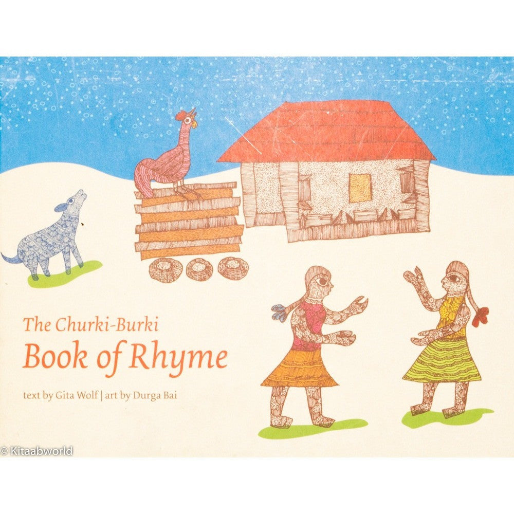 The Churki-Burki Book of Rhymes - KitaabWorld