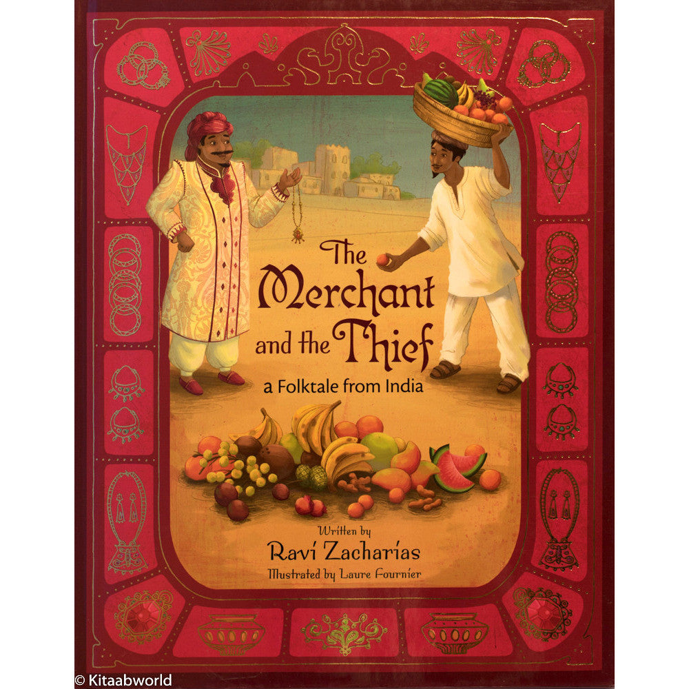 The Merchant and the Thief: A Folktale from India - KitaabWorld - 1
