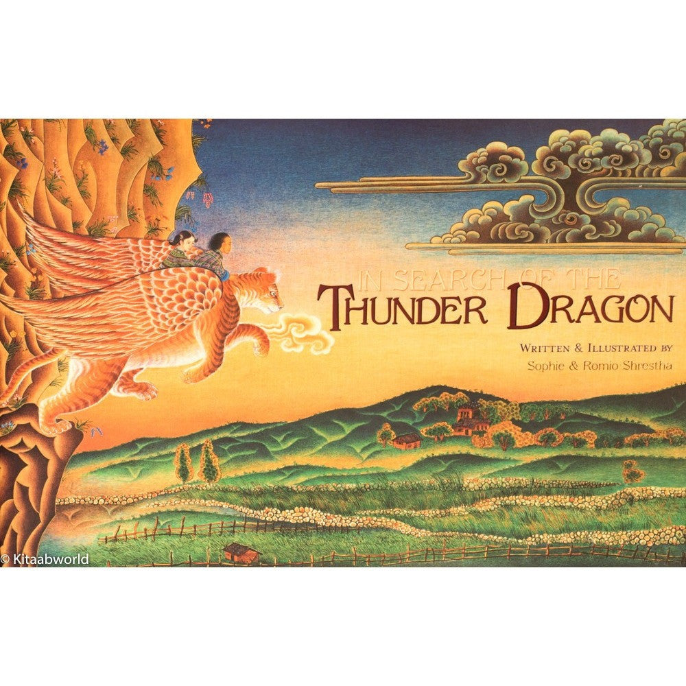 In Search of the Thunder Dragon - KitaabWorld