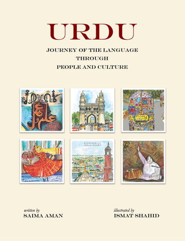 Urdu - Journey of Language through People and Culture