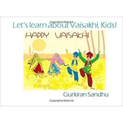 Let's learn about Vaisakhi, Kids! - KitaabWorld