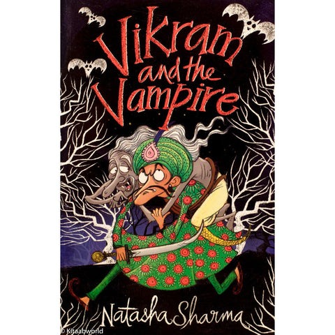 Vikram and the Vampire - KitaabWorld