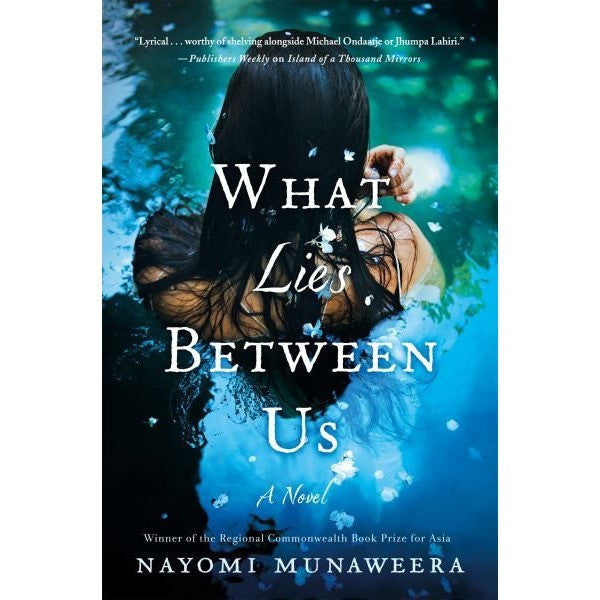 What Lies Between Us - KitaabWorld