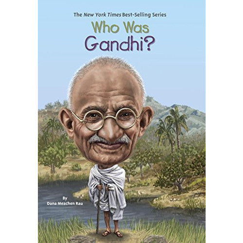 Who was Gandhi? - KitaabWorld