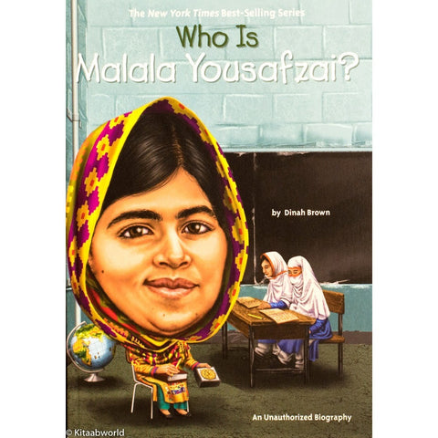 Who is Malala Yousafzai? - KitaabWorld