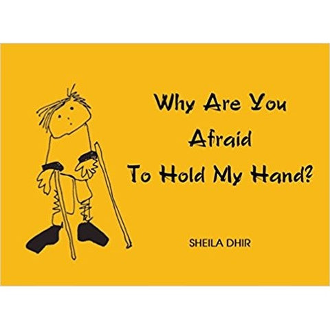 Why Are you Afraid To Hold My Hand? - KitaabWorld
