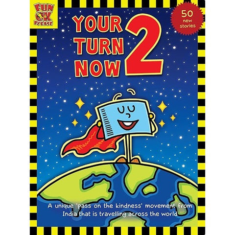 Your Turn Now 2 - KitaabWorld