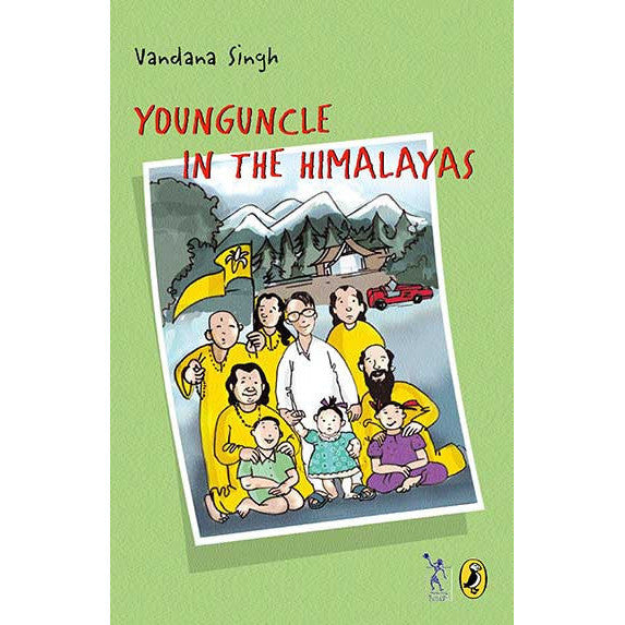 Younguncle in the Himalayas - KitaabWorld