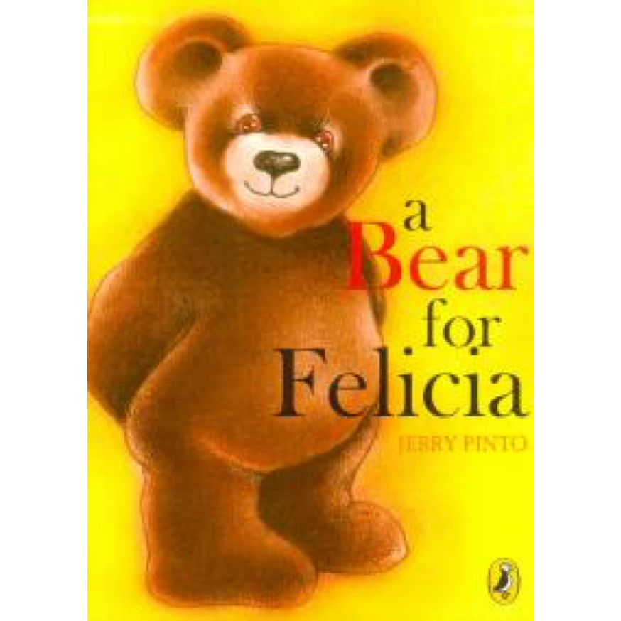 A Bear for Felicia - KitaabWorld