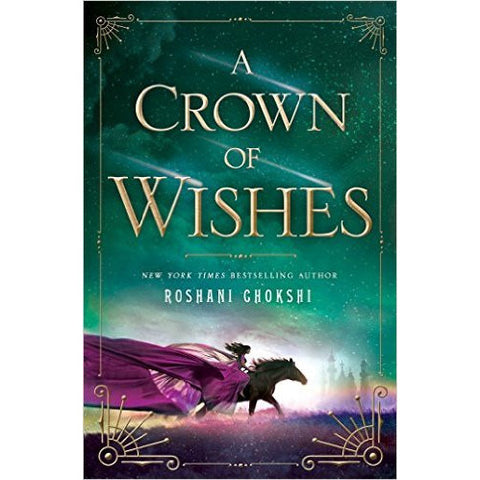 A Crown of Wishes - KitaabWorld