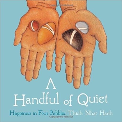 A Handful of Quiet: Happiness in Four Pebbles - KitaabWorld