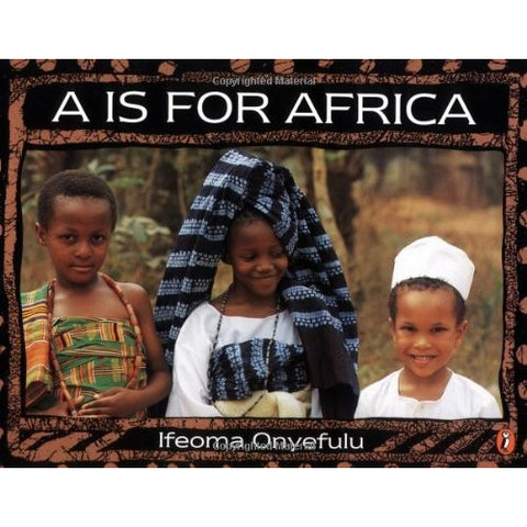 A is for Africa - KitaabWorld