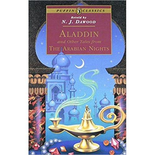 Aladdin and Other Tales from the Arabian Nights - KitaabWorld