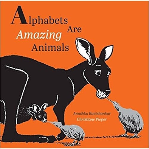 Alphabets are Amazing Animals - KitaabWorld