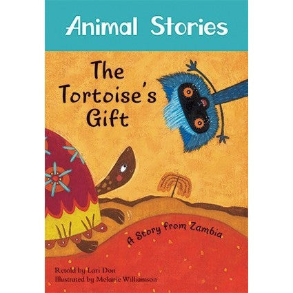 The Tortoise's Gift - A Story from Zambia - KitaabWorld
