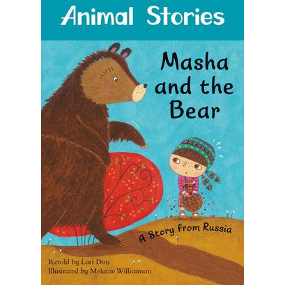 Masha and the Bear - A Story from Russia - KitaabWorld