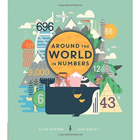 Around the World in Numbers - KitaabWorld