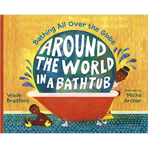 Around the World in a Bathtub - KitaabWorld