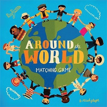 Around the World Matching Game - KitaabWorld