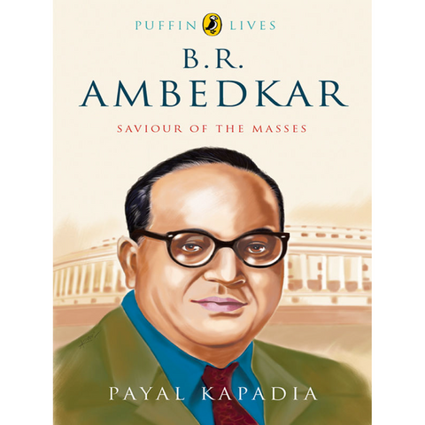 Puffin Lives: B.R. Ambedkar - KitaabWorld