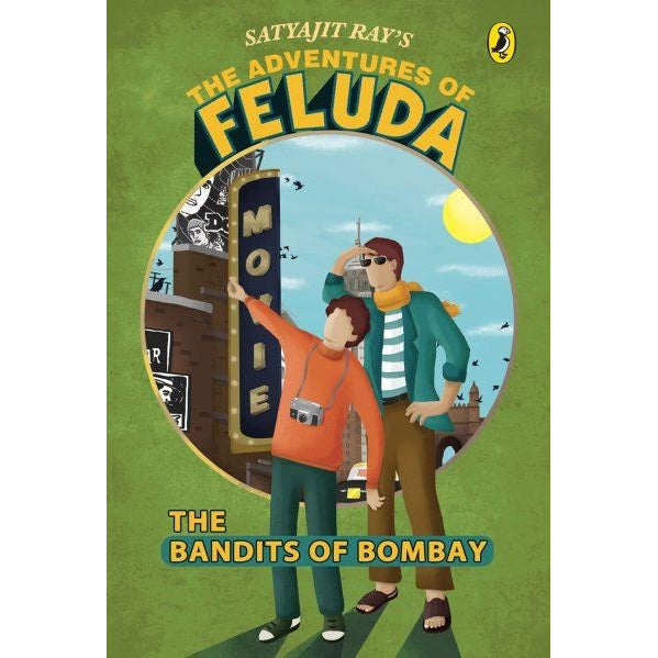 Adventures of Feluda: The Bandits of Bombay