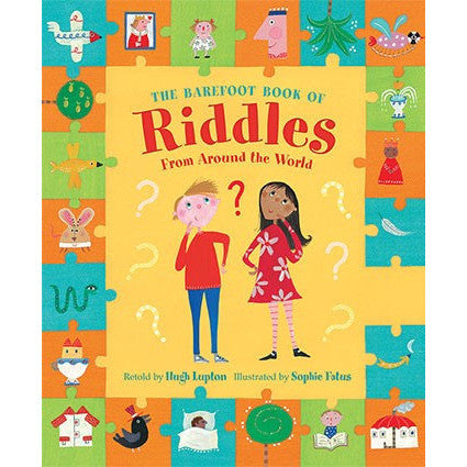 The Barefoot Book of Riddles - KitaabWorld