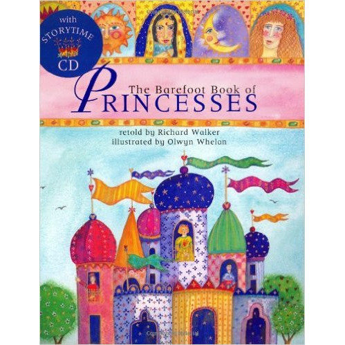 The Barefoot Book Of Princesses - KitaabWorld
