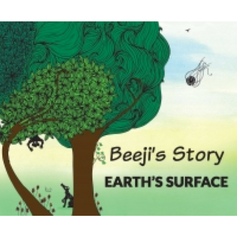 Beeji's Story- Earth's Surface - KitaabWorld