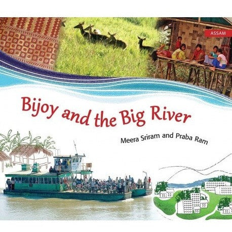 Bijoy and the Big River - KitaabWorld
