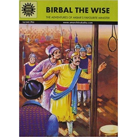 Birbal the Wise (Amar Chitra Katha) - KitaabWorld