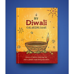 My Diwali Coloring Book