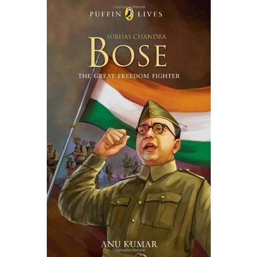 Puffin Lives: Subhas Chandra Bose - KitaabWorld