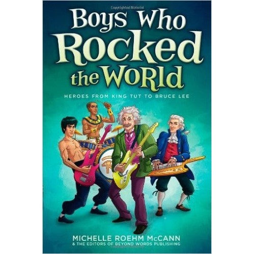Boys Who Rocked the World - KitaabWorld